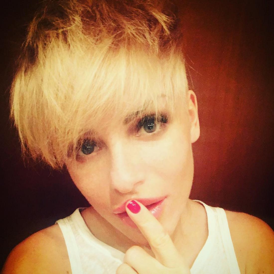Юля Волкова стала блондинкой