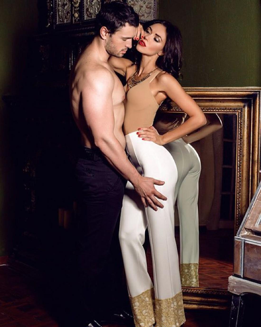 Виктория с Иваном Стрижаковым