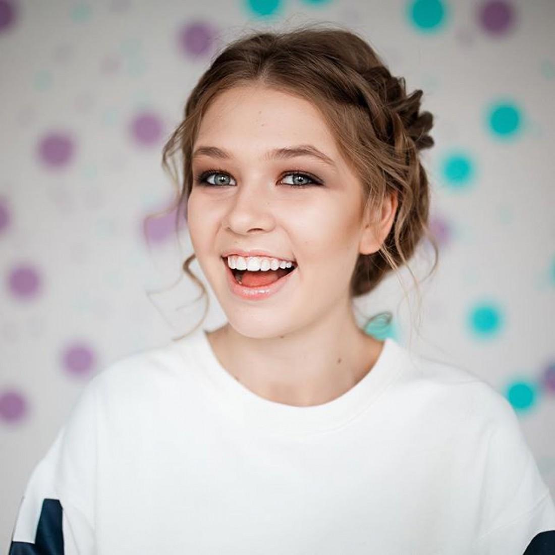 Соня Киперман – 15-летняя дочь Веры Брежневой