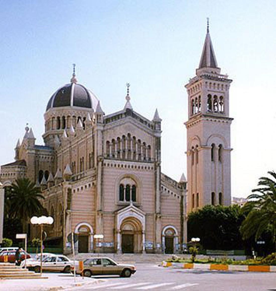 Maidan al Jazair Square Mosque или Трипольский собор