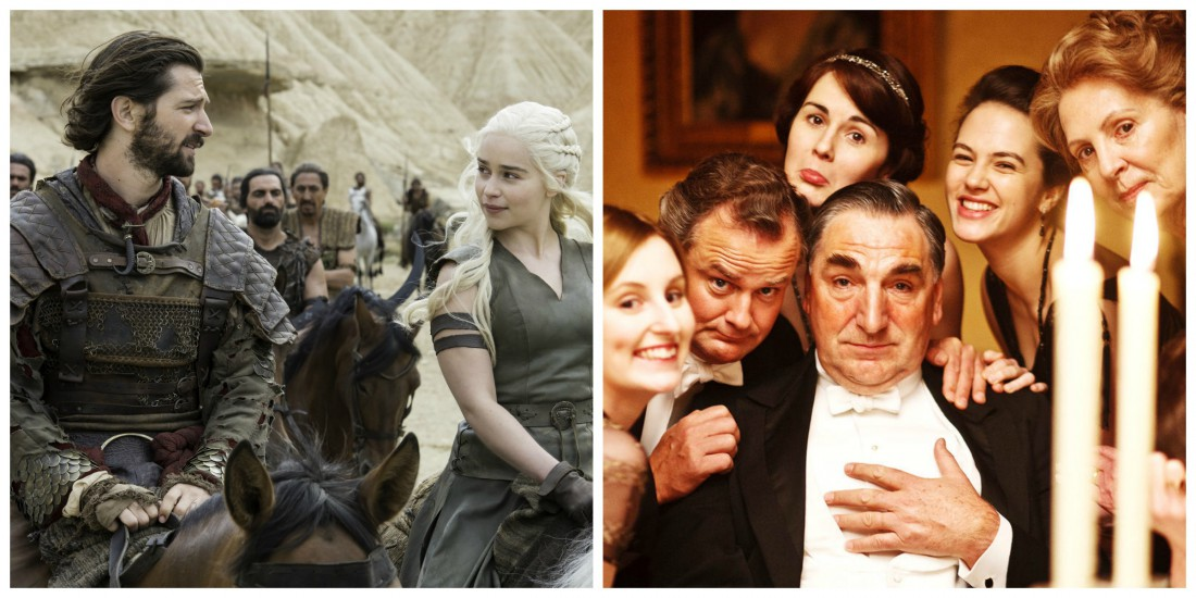 SAG Awards 2017: Игра престолов или Аббатство Даунтон?