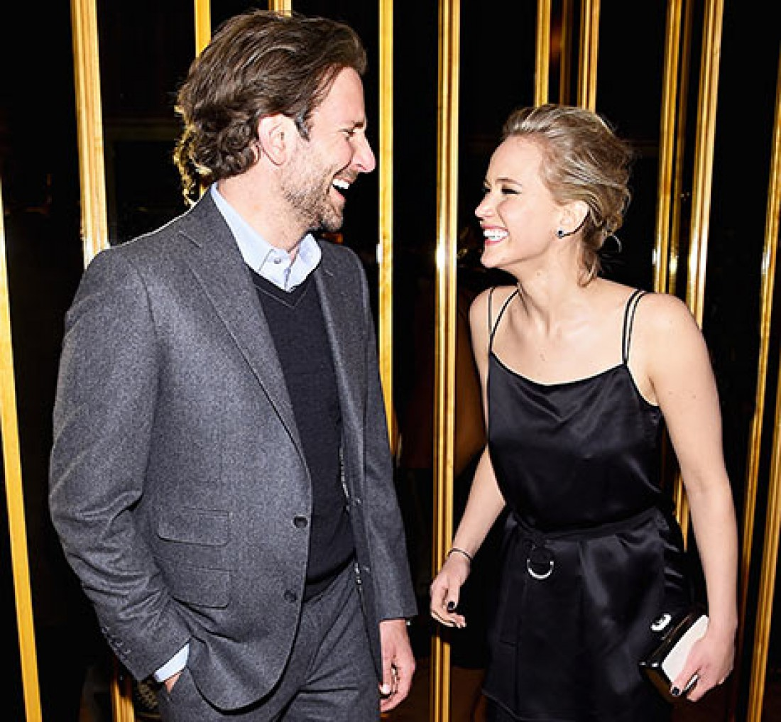 Jennifer Lawrence amp Bradley Cooper Talk Serena amp Working Together Again  MTV News