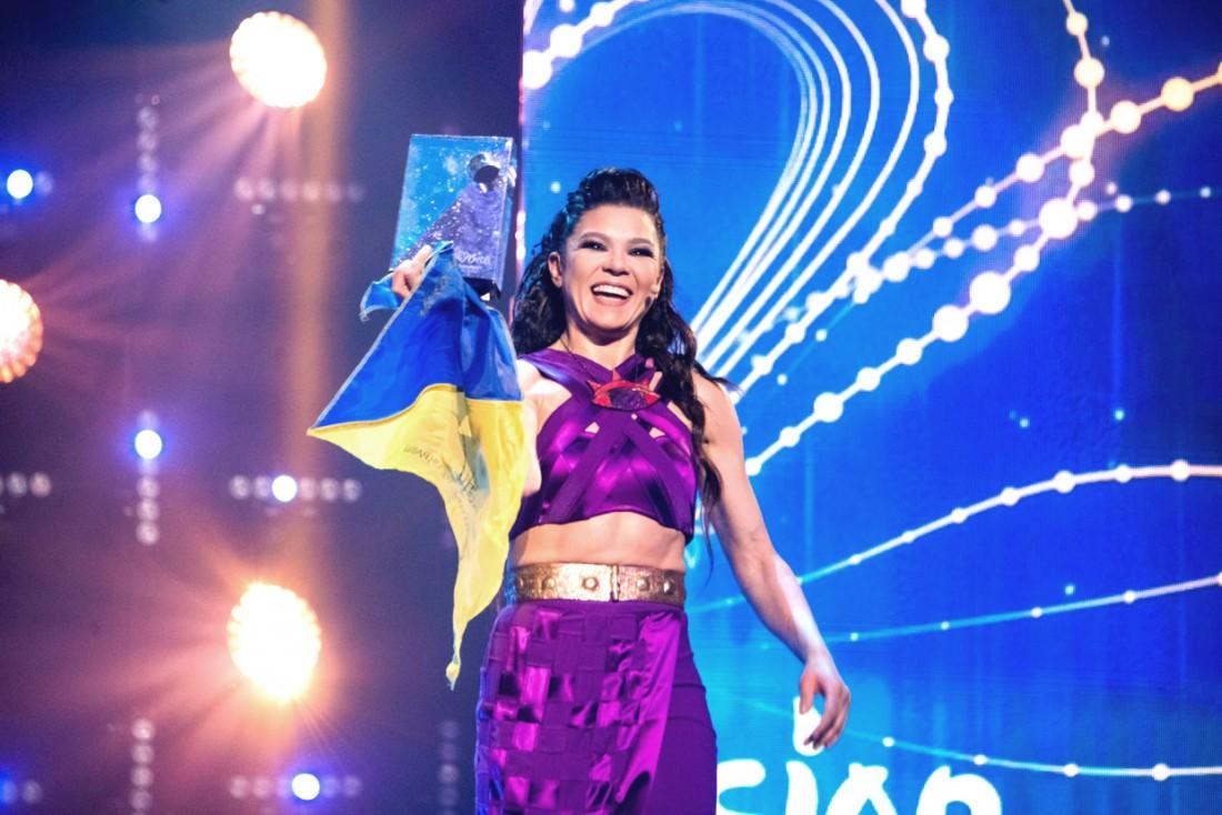 Евровидение 2016 от Украины финал: Певица Руслана