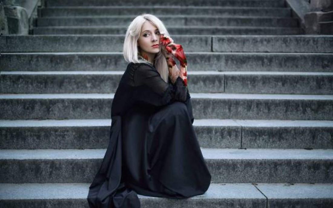 Евровидение 2017 Украина: Vivienne Mort