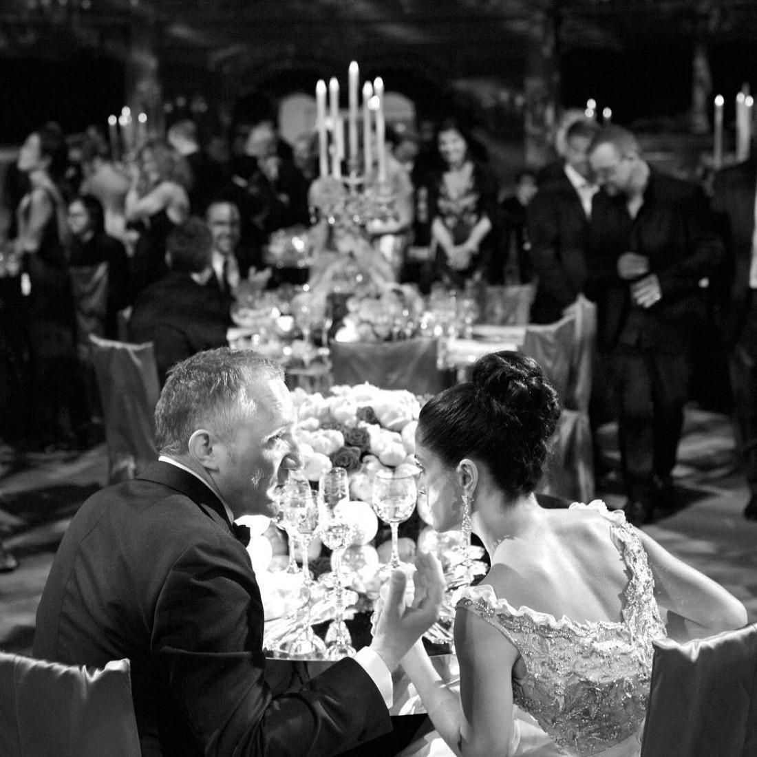 Фото со свадьбы Пино и Хайек