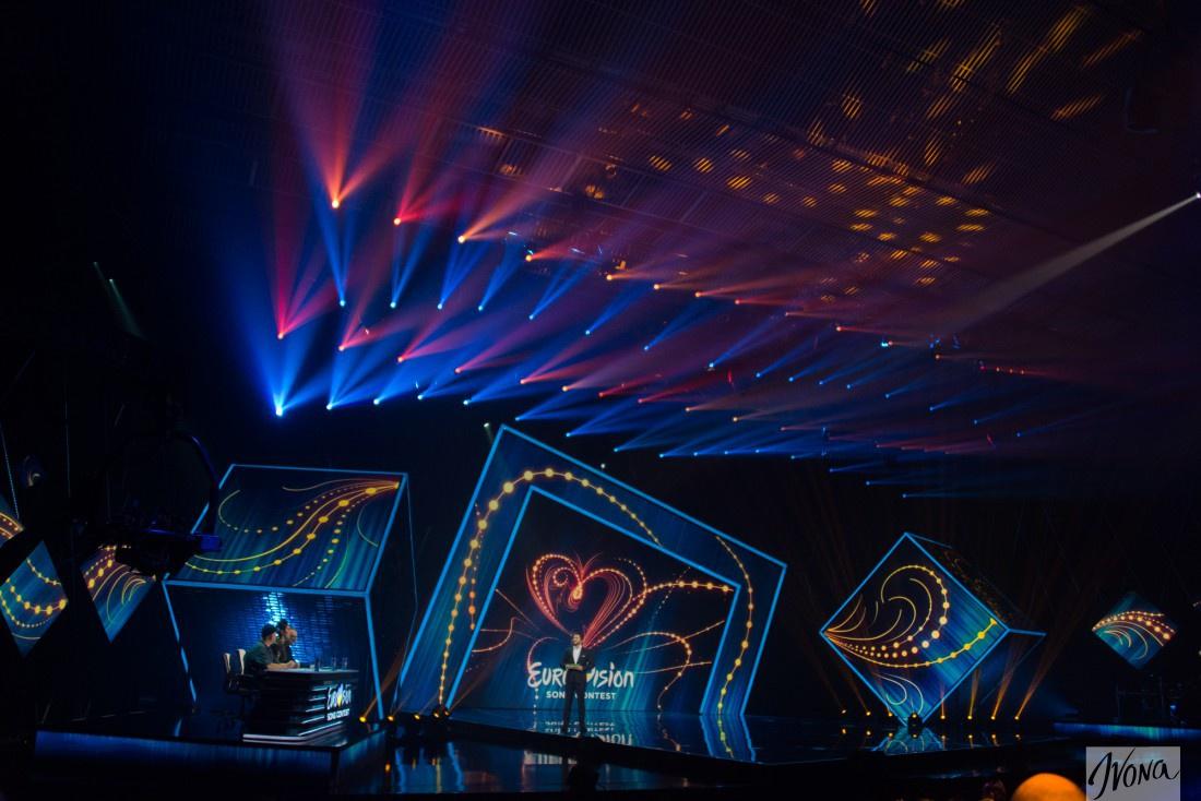 Отбор на Евровидение 2017 от Украины первый полуфинал