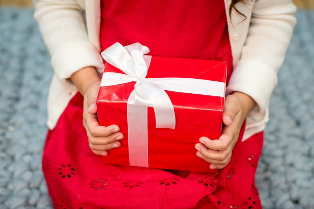 Новый год 2017: как упаковать подарок