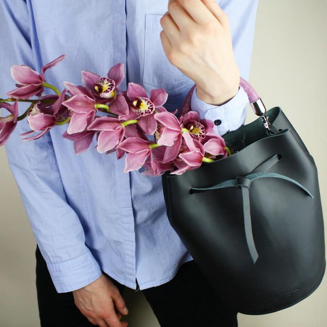 Стильная сумка от Sasha Pikula