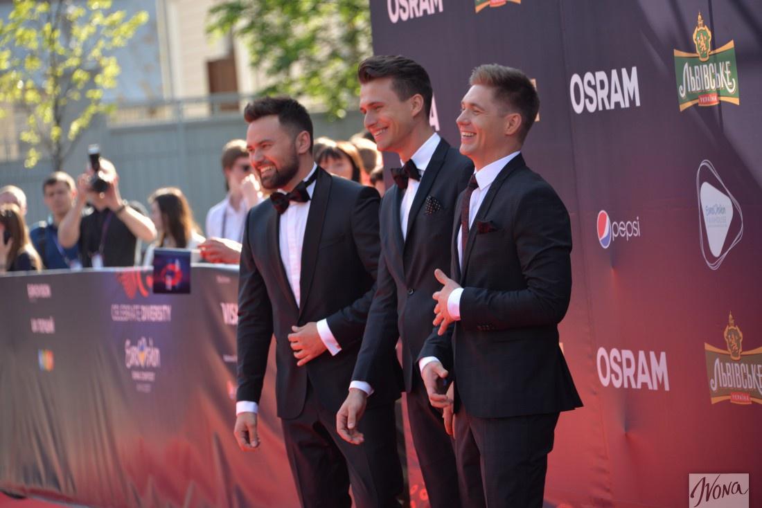 Ведущие Евровидения 2017: Александр Скичко, Тимур Мирошниченко и Владимир Остапчук
