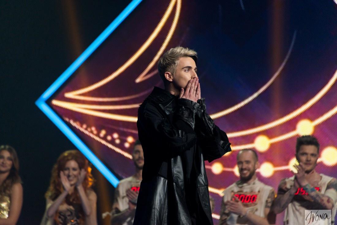 Финал отбора на Евровидение 2017 Украина: MELOVIN