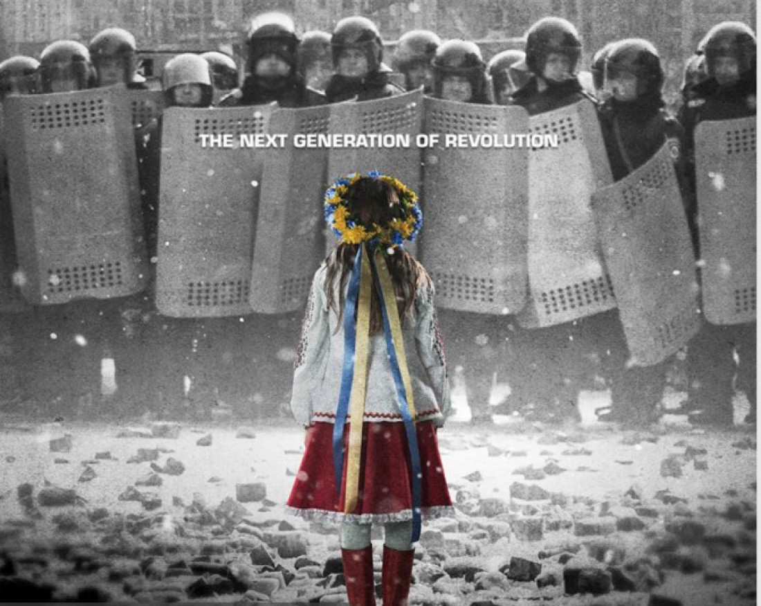 Документальный фильм о Евромайдане претендует на престижную кинопремию