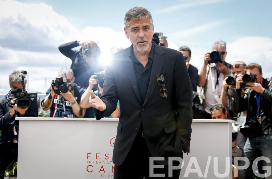 Джордж Клуни получит премию Сезар