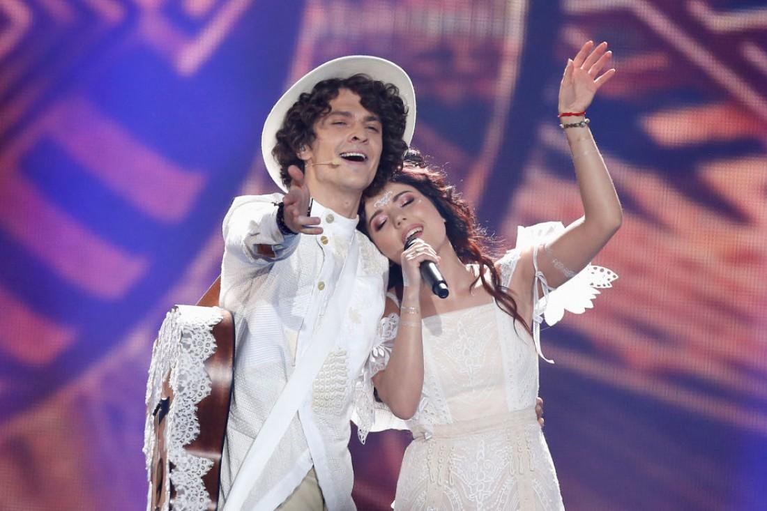 Евровидение 2017 второй полуфинал: Беларусь