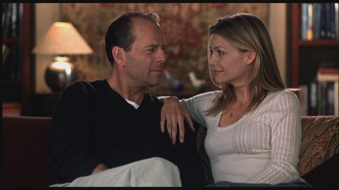 Кадр из фильма про развод: История о нас