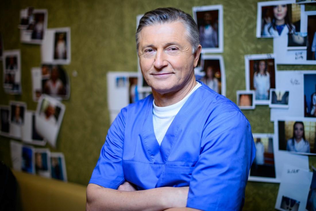 Актер Станислав Боклан