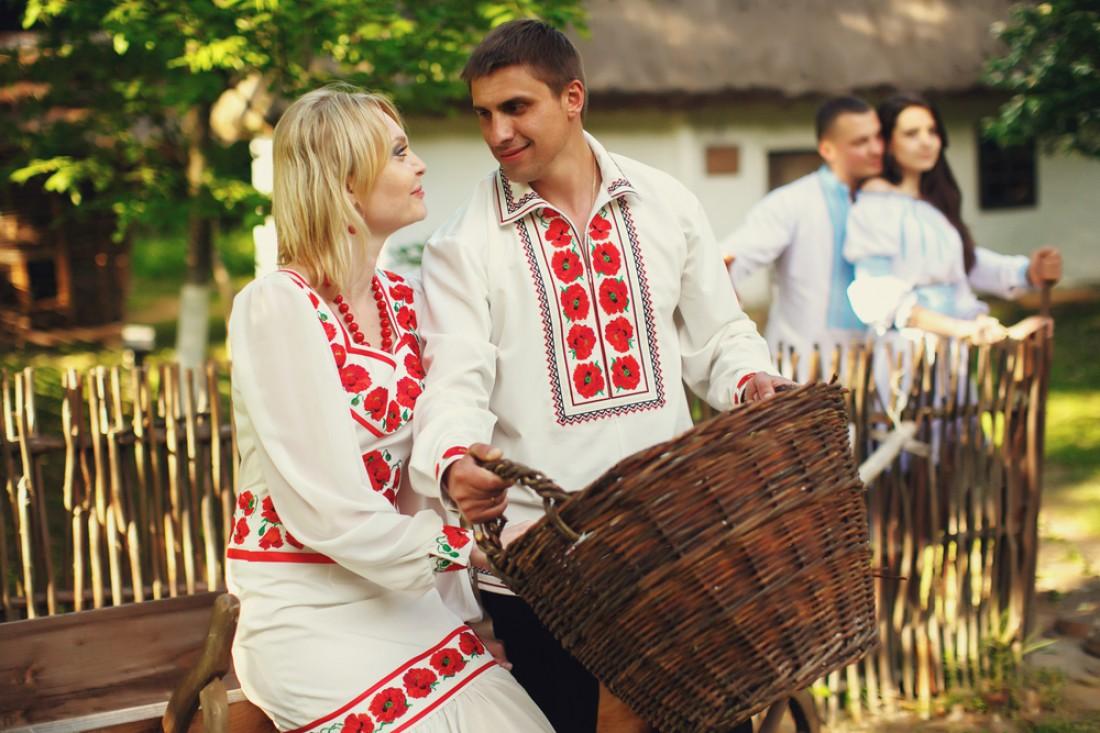 Как украинки раньше выходили замуж