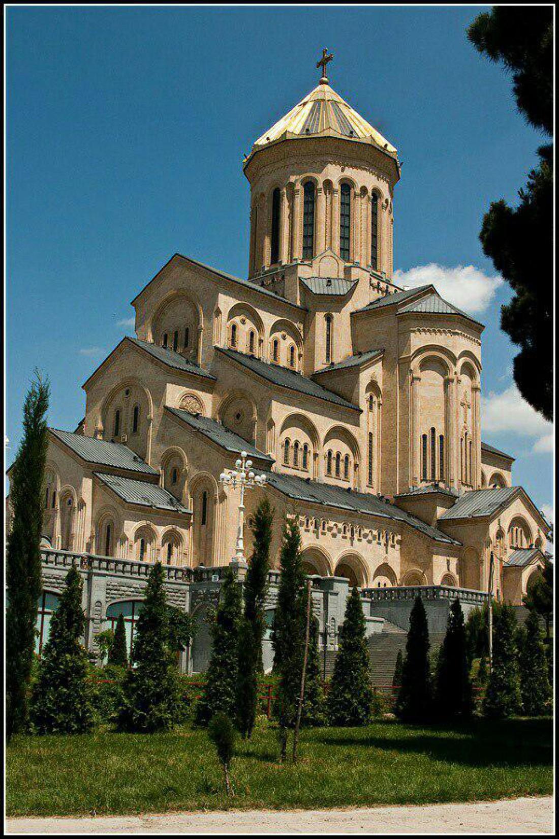 Кафедральный собор Цминда Самеба