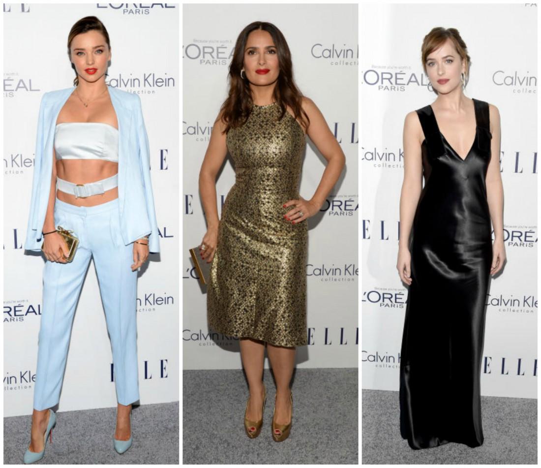 Стильные звезды на церемонии ELLE Women in Hollywood Awards