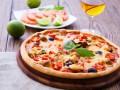 Пицца с морепродуктами: три вкусные идеи
