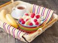 Творог с бананами: Три идеи для завтрака