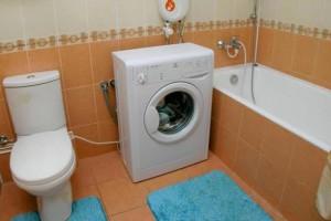 Дизайн ванной комнаты в хрущевке с душевой