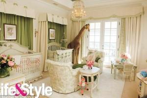 Комната детей Мерайя Кэри напоминает сказочный мир