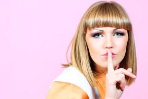 Женщины ненадежно хранят тайны