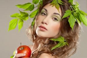 Регулярное употребление яблок и зеленых овощей снижает риск развития диабета