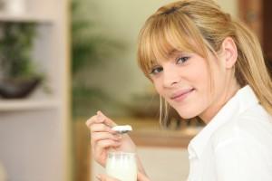 Кисломолочные продукты останавливают простуду