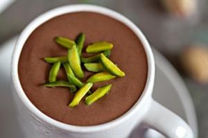 Шоколадный десерт поднимет настроение