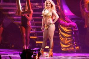 Поклонники Бритни Спирс не раскупили билеты на ее концерт в Питере
