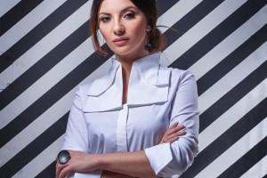 Архитектор студии A-partmentdesign Диана Лободюк