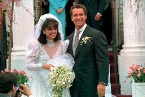 26 апреля 1986 года Арнольд и Мария стали законными супругами