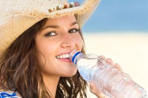 Минеральная вода поможет тебе восстановить баланс железа
