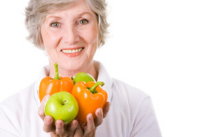 Правильное питание пожилых людей, особенности рациона.