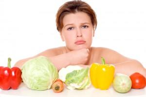 Вегетарианцы на пути к слабоумию