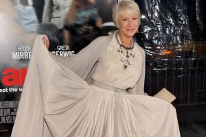 66-летняя Хелен Миррен получила титул Тело года