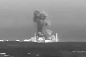 Взрыв второго реактора на японской атомной станции Фукусима-1