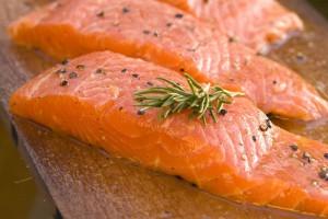 блюда из красной рыбы в духовке