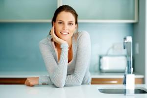 Порядок в доме – признак контроля над собой и своими пищевыми пристрастиями