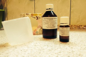 Как приготовить натуральное мыло