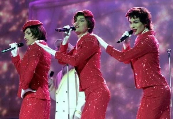 Евровидение 2002: Sestre