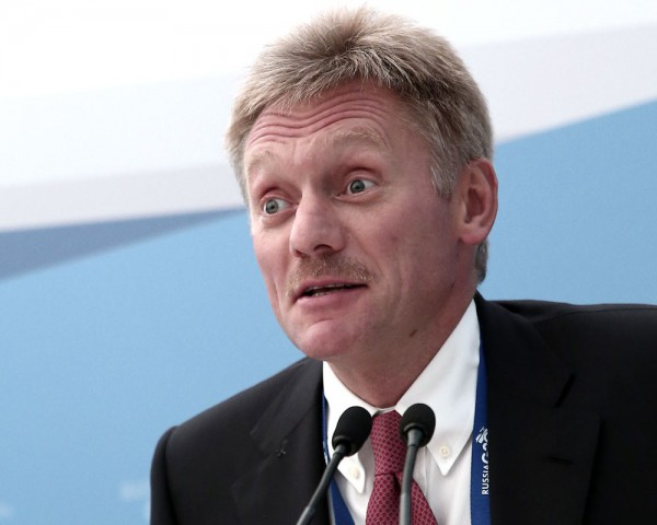 Песков пообещал донеси текст письма Макаревича президенту РФ