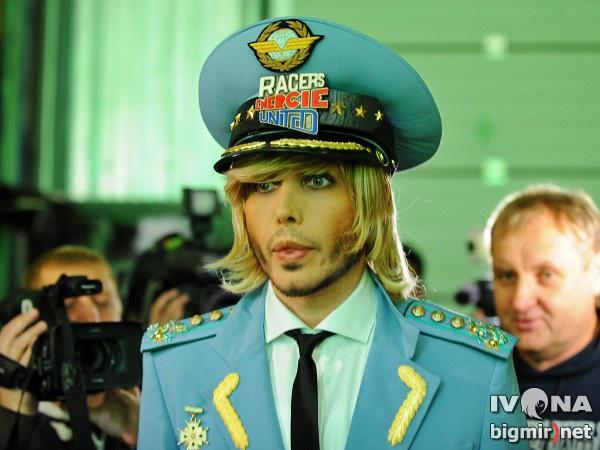 Сергей Зверев неоднократно менял свое лицо