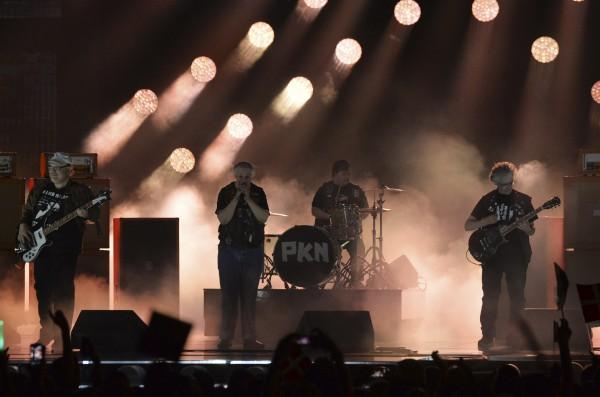Евровидение 2015: Выступление Финляндии – Pertti Kurikan Nimipaivat