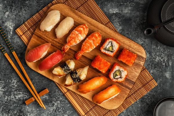 Рецепт суши: Канадиан Макс