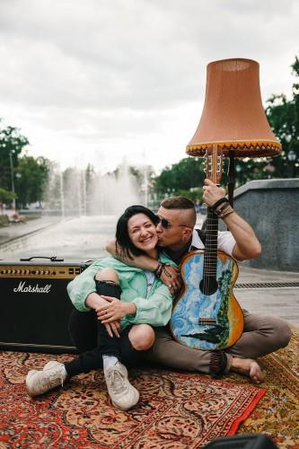Сергей Бабкин и Снежана Бабкина