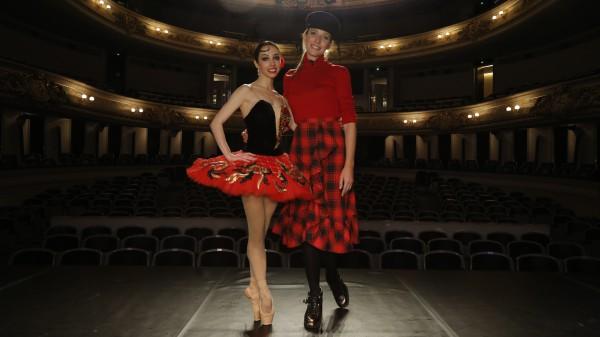 Екатерина Кухар и Катя Осадчая фото