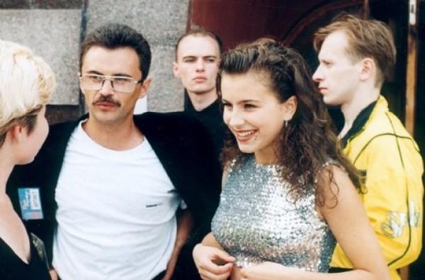 Фалеса рассказал об отношениях с Ани Лорак в то время, когда певица начинала карьеру