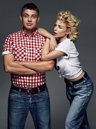 Тина и Евгений
